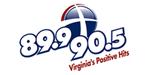 89.9FM 90.5FM logo