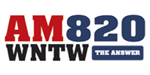 AM 820 WNTW The Answer Logo