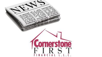 Cornerstone First Financial - blog image