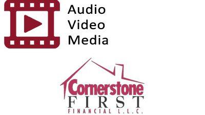 Cornerstone First Financial - Mortgage Loan audio video media icon