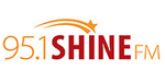 95.1 Shine FM logo