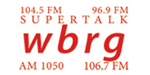Super Talk WBRG logo