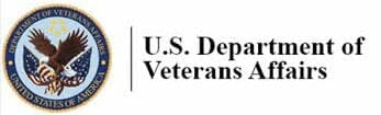 Veterans Affairs logo VA loans home mortgage loan