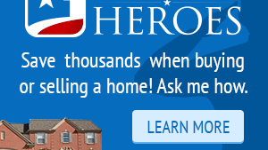 Hometown Heroes Cornerstone First Financial Nick Badalian realtor mortgage program