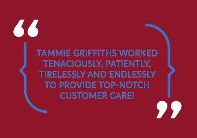 tammie griffiths testimonial